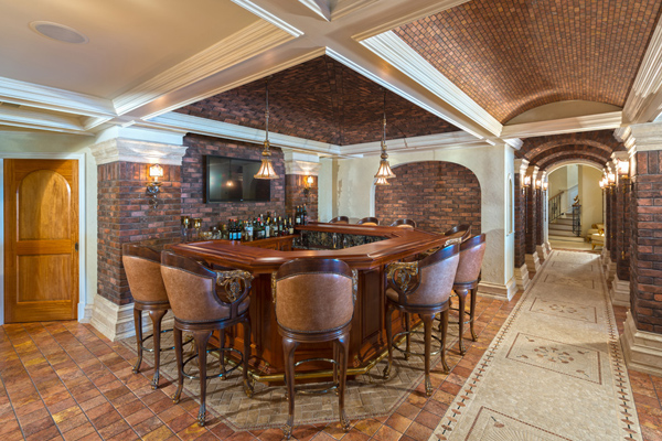 Interior Detailing - Robert W. Adler & Associates Architects